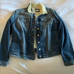 Express Jean Jacket- New with tags